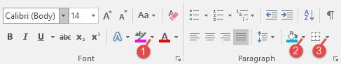 home font